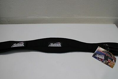Schiek Sports Triple Patented Contoured Lifting Belt 2006 SMALL