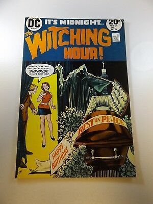 The Witching Hour #37 FN condition Free shipping on orders over $100.00!