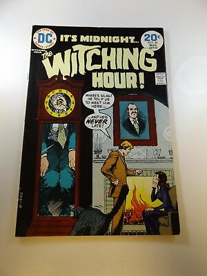 The Witching Hour #40 FN/VF condition Free shipping on orders over $100.00!