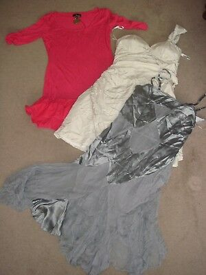 Mixed Wholesale Job Lot 21 x Women's Dresses include Asos Ever Pretty Firetrap