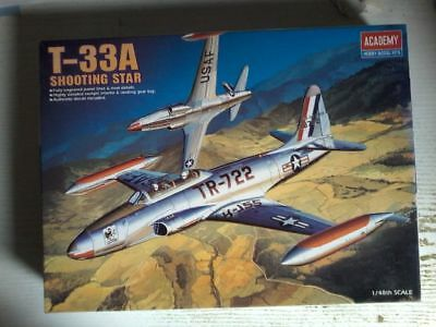 T-33A Shooting Star - Academy - 2185 - 1:48