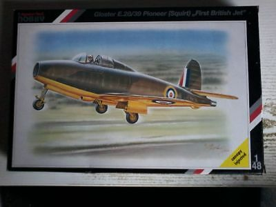 Gloster E.28/29 Pioneer - Special Hobby - SH48017 - 1:48