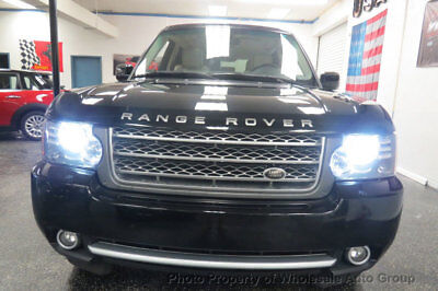 Land Rover Range Rover 4WD 4dr SC FULLY LOADED. CARFAX CERTIFIED. MUST SEE. NO DEALER FEE. NATIONWIDE SHIPPING