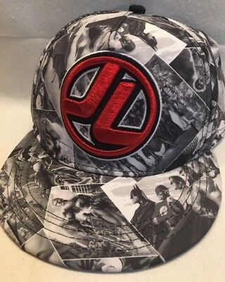 factory outlets well known fashion styles SUPERMAN JUSTICE LEAGUE DC Comics Sublimated Mens New Snapback Hat ...
