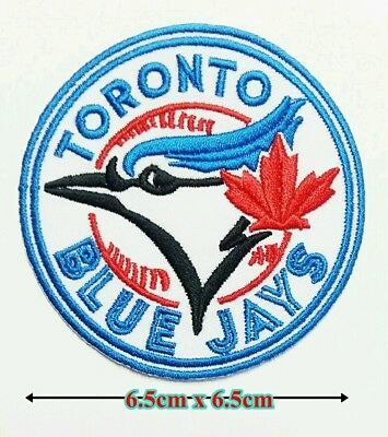 Toronto Blue Jays  Sport Baseball patch Logo Embroidery iron on,Sew on Clothes