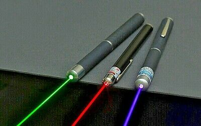LASER 1mW POWERFUL LAZER POINTER PEN HIGH POWER PROFESSIONAL 532nm