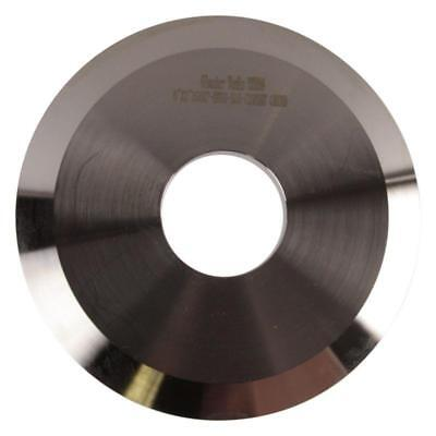End Cap | Tri Clamp/Clover 6 inch w/ 2 Weld Cutout - Sanitary SS304 (3 Pack)