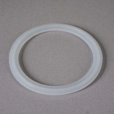 Silicone Gasket   Tri Clamp/Clover 3 inch (3 Pack)