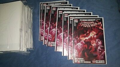 Amazing Spider Man #800 Regular Cover Alex Ross Marvel Comics Nm Hot