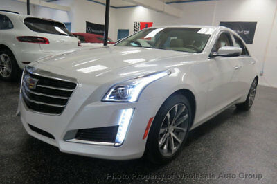 Cadillac CTS Sedan 4dr Sedan 2.0L Turbo Luxury Collection RWD CARFAX CERTIFIED . FULLY LOADED. MINT CONDITION. VIEW IMAGES. CALL 954-744-1177