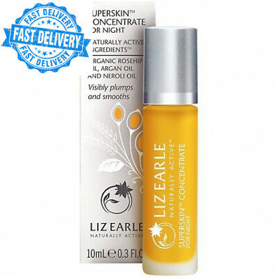 Liz Earle Superskin Concentrate for Night 10ml 0.3FL.Oz