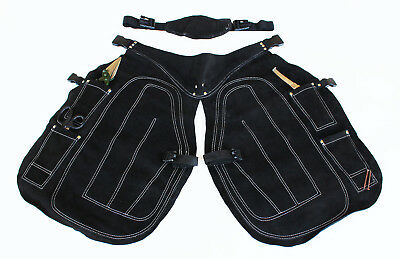 Western Leather Fully Adjustable Equine Farrier Apron Fits ALL 23120