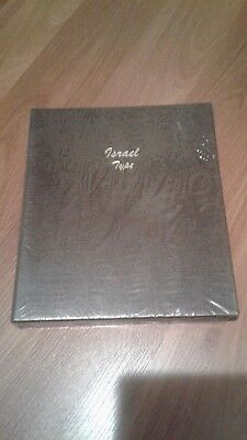 Israel Type Coin Album Dansco New