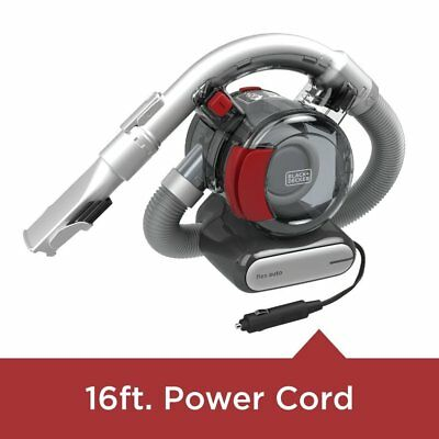 BLACK+DECKER BDH1200FVAV 12V Flexi Automotive Vacuum - Corded -12V - NO TAX