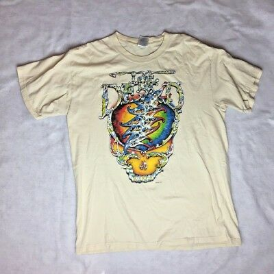 Vintage 2004 The Dead Grateful Dead Tour Shirt GDP - Size Large