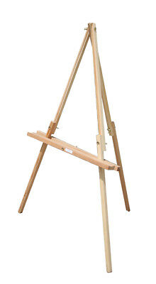 Floor Easel - Sketching Pine for Art Painting 102cm