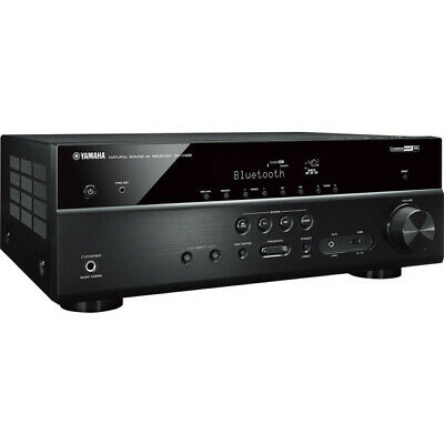RX-V485 YAMAHA 5.1Ch 115W Hdcp2.2 AV Receiver Inbuilt WiFi - Bluetooth +Mc HD