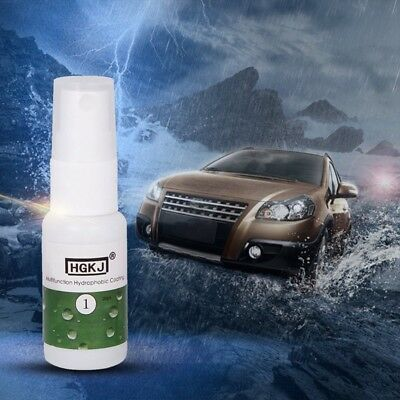 20ml Nano Coating Hydrophobic For Glass Cloth Shoes Waterproof Agent spray