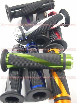 "Hand Grips Handlebar 7//8/"" for RVT VTR 1000 F RC51 Firestorm SuperHawk 30#G"
