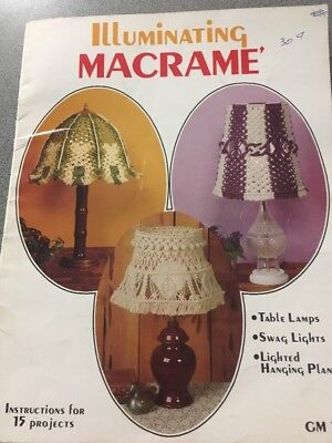 Illuminating Macrame