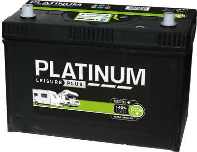 12V 110AH Platinum S6110L Ultra Deep Cycle Leisure Marine Battery - 3 yrs Wrnty