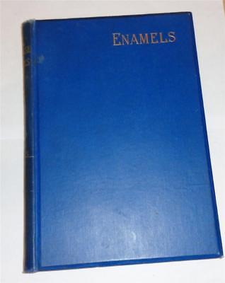 JAPANESE ENAMELS WITH ILLUSTRATIONS JAMES L BOWES 1884 1st EDN VGC