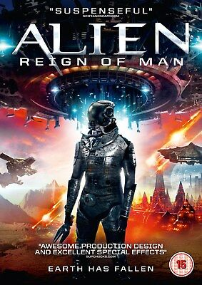 Alien: Reign Of Man (Dvd) (New) (Sci-Fi)(Released 5Th February)
