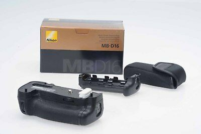 Genuine OEM Nikon MB-D16 Multi Power Battery Pack Grip for D750             #248