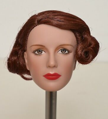 """Mary Astor 16"""" Taking The Stand Doll HEAD ONLY Tonner NEW"""