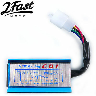 2FastMoto 5 Pin Performance Racing CDI GY6 50cc 150cc Rev Eliminator Scooter