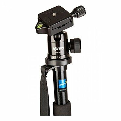 New Kenro KENTR301 Monopod with Ball & Socket Head and Case  *OFFICIAL UK STOCK*