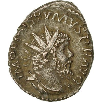 [#510770] Coin, Postumus, Antoninianus, 268, Trier or Cologne, EF(40-45)