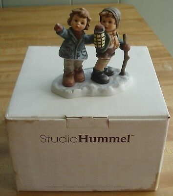 Berta Hummel Star of Wonder Figurine #BH 134 w/Box -- 2000