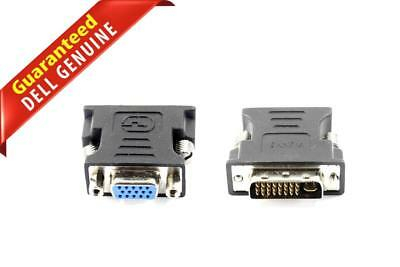 Dell Wyse Wjny3 Dvi to Vga Adapter 24+1 Pole Male Connector Wjny3