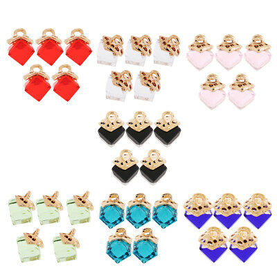 5PCS/Lot Fashion Pendant DIY Jewelry Making for Women Girl Dress Collocation
