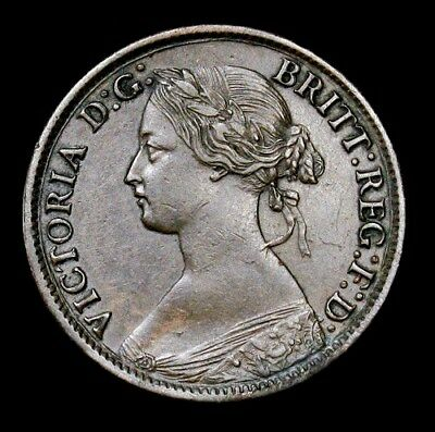 1861 Canada NOVA SCOTIA Half Cent KM# 7 high grade AU