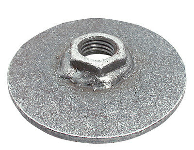 Weight Jack  Plate 1 inch coarse thread Modified