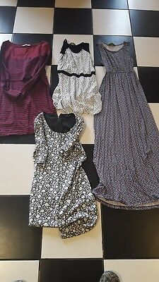 maternity clothes bundle size 10/12 topshop ect