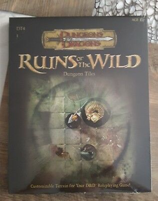 Dungeons & Dragons Tiles Ruins of the Wild