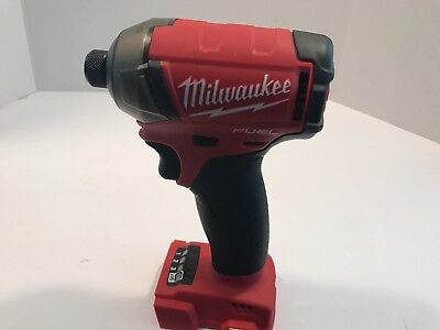 NEW MILWAUKEE 2760-20 M18 FUEL SURGE 1/4 In. Hex Hydraulic Impact Driver Only