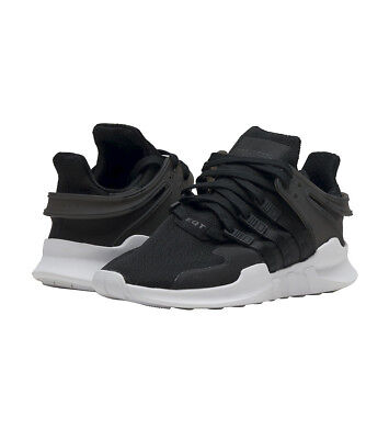 hot sale online 048ca 0d9aa Youth (GS) Adidas EQT Support ADV J BlackWhite CP9784