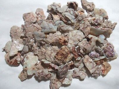 385cts Coober Pedy Opal Rough. Low Grade with Fire.
