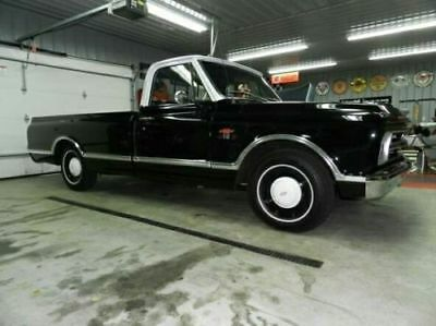 1967 Chevrolet C-10  1967 Chevy C-10 Truck With 450hp Crate 383 Stroker Motor