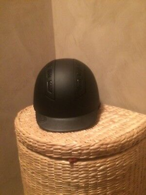 Dublin Arista Helmet size 55 current standard, has tags. Competiton use only.