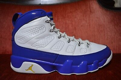 a80b48ed00a AIR JORDAN 9 IX Retro City of Flight LA All Star Shoes 302370-021 Sz ...