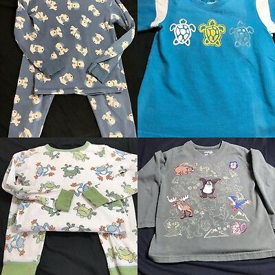Lot Of Shirt And Pajama Sets Size 4T-5T