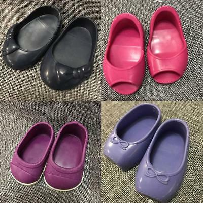 DOLLS CLOTHING SHOES GIFTS For 18 inch Doll Accessories_Random