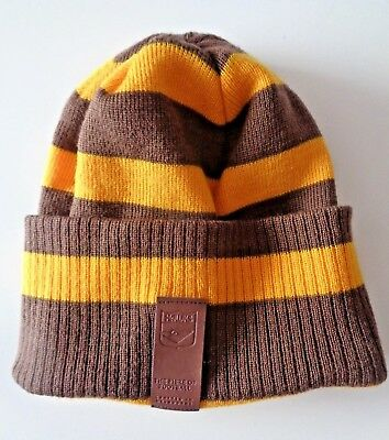 AFL-HAWKS beanie-The Fibre of Football.Crafted in Melbourne.