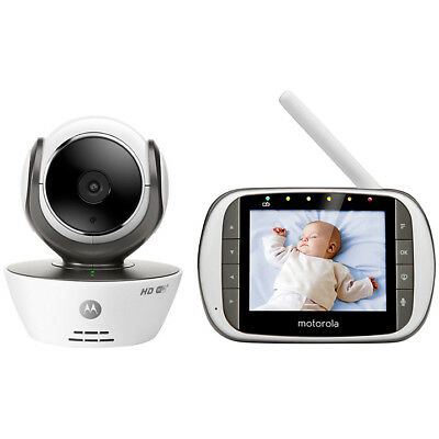 SALE Motorola MBP853 Connect Wi-Fi Digital Video Baby Monitor