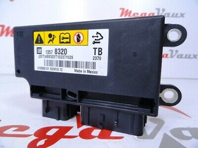 Airbag Control Unit Tech 2 Reset Vauxhall Insignia 2009-ON 13578320 TB